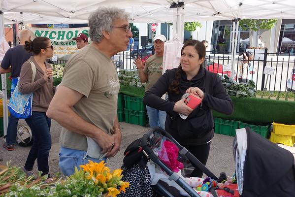 Green City Market Fulton June 6 2016