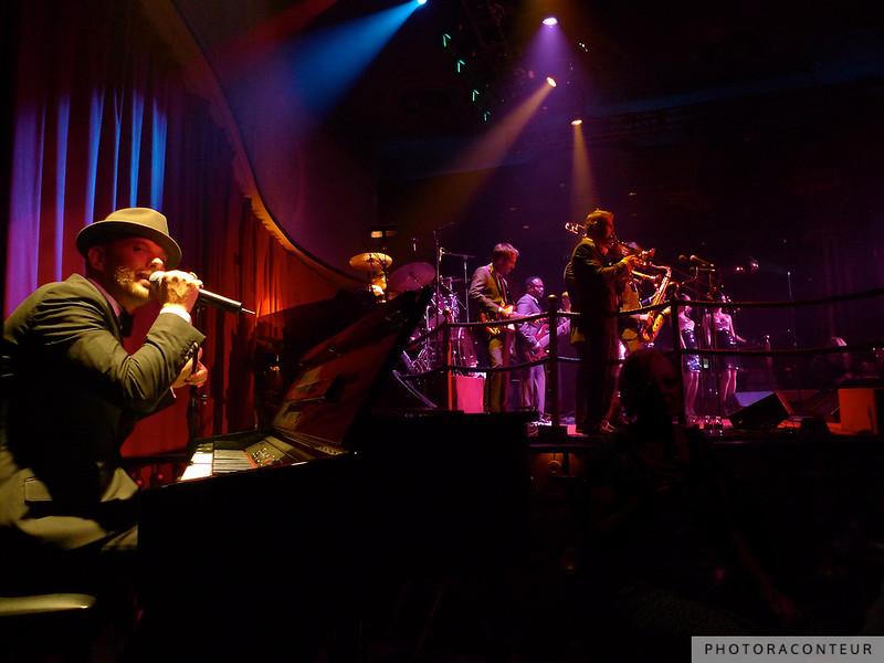 Matt Goss performing at Caesar's Palace, October 2010  (Photo by Benjamin Padgett)