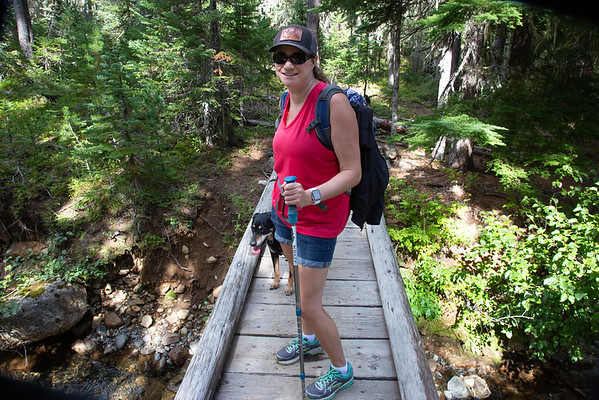 2019-09-12 Mesatchee Creek Trail on Chinook Pass