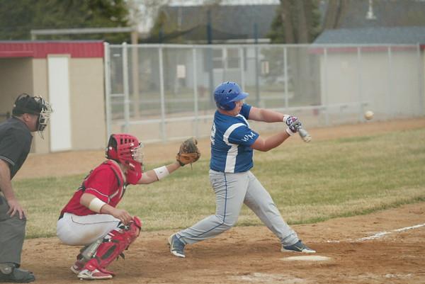W-M baseball 4-16