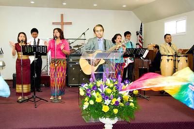 Harvest Church Thanksgiving:  November 27, 2011