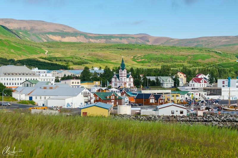 Iceland | Husavik