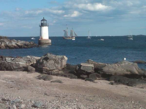 Winter Island - Fort Pickering - Salem, Massachusetts