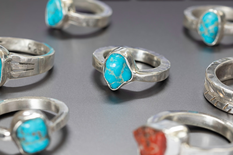 No.46 Turquoise Ring