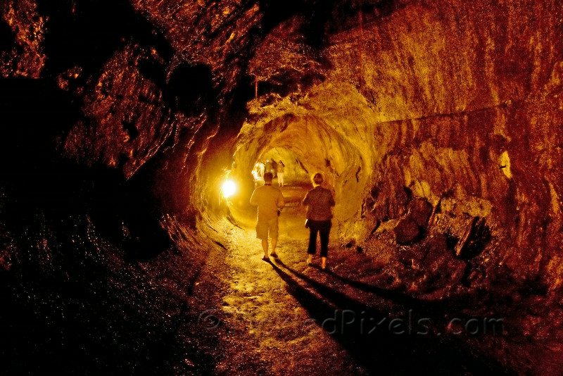 Thurston (Nahuku) Lava Tube