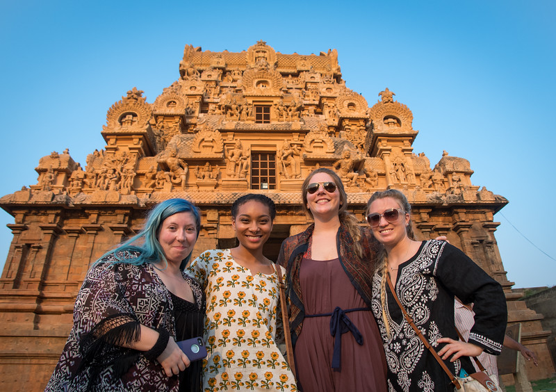 India MBA trip