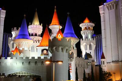 Day 5 - Vegas at Night