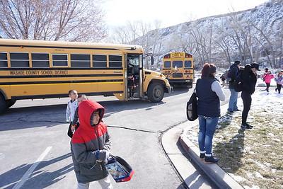 Virginia Palmer Elementar School | Grade 3 | Feb. 24, 2017