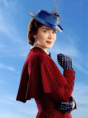 New image, motion poster from #D23Expo tease MARY POPPINS RETURNS sequel