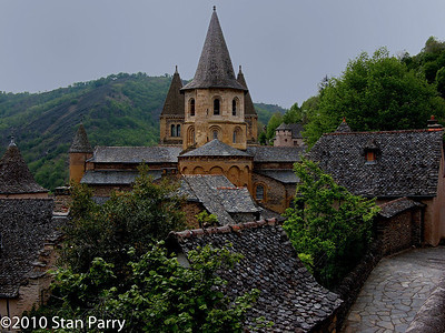 Conques Abbey