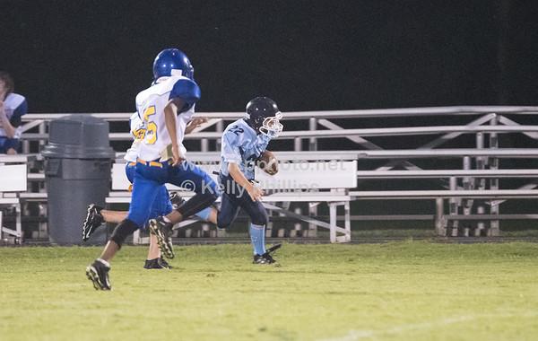 Middle School vs. Warren East 8-16-16