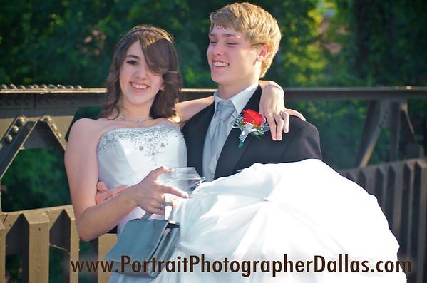 Dallas Prom 2012 Portraits