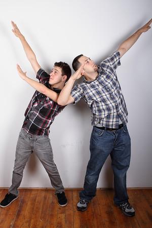 Jon and Kyle
