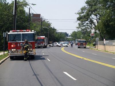 07-03-08 Hackensack, NJ - Kitchen Fire