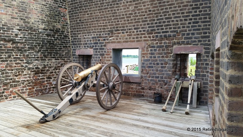 Fort Jackson - Savannah Georgia