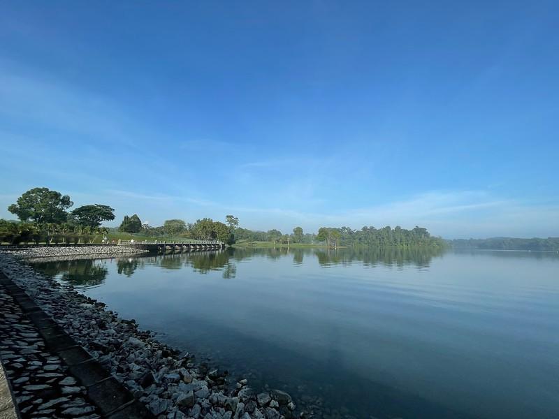 Lower Peirce Reservoir