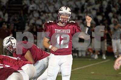 TR. East @ TR South Football 9-11-10