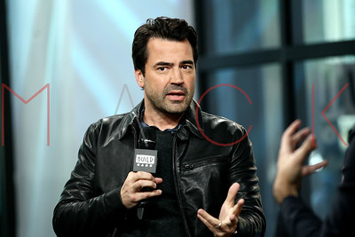 """NEW YORK, NY - OCTOBER 17:  Build presents Ron Livingston discussing his show """"Loudermilk"""" at Build Studio."""