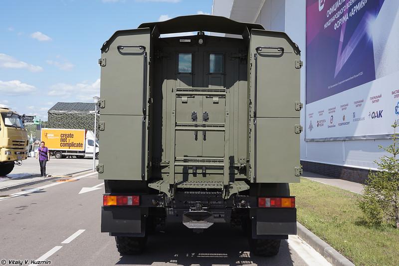 Бронеавтомобиль Федерал 93 (Federal 93 armored vehicle)