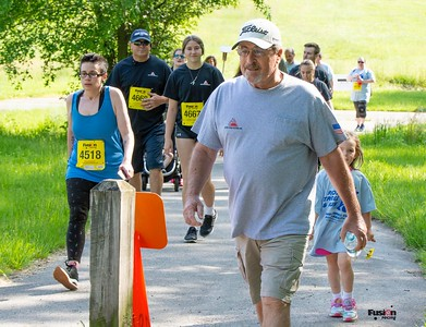 Roll Stroll & Run 5K - 2019 Race Photos