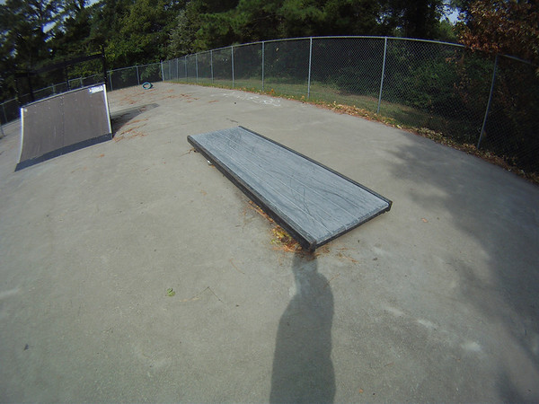 2011, St. Michael's Skate Park Maryland