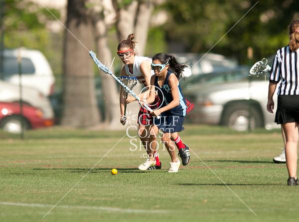 2011-03-30 Lacrosse 7th Girls AOS @ SJS