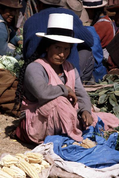 Pisac, Peru 1979