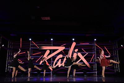 Jazz Booty Swing Radix 2018