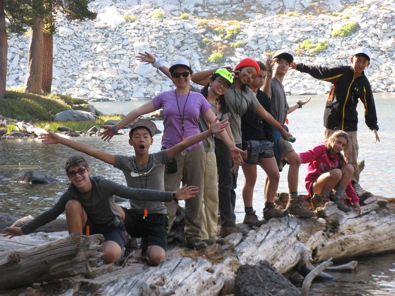 Carlson Group at Jennie Lake.JPG