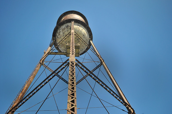 Greenville,  SC Water Towers
