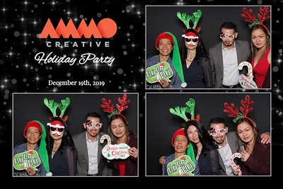 AmmoCreative Holiday Party 12/19/19