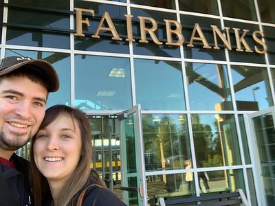 02 - Fairbanks to Denali on the Train