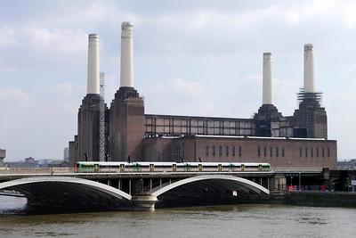Battersea and Chelsea Embankment London