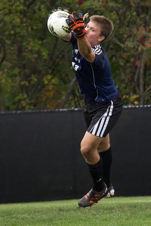 RMU Men's Soccer Vs Bryant
