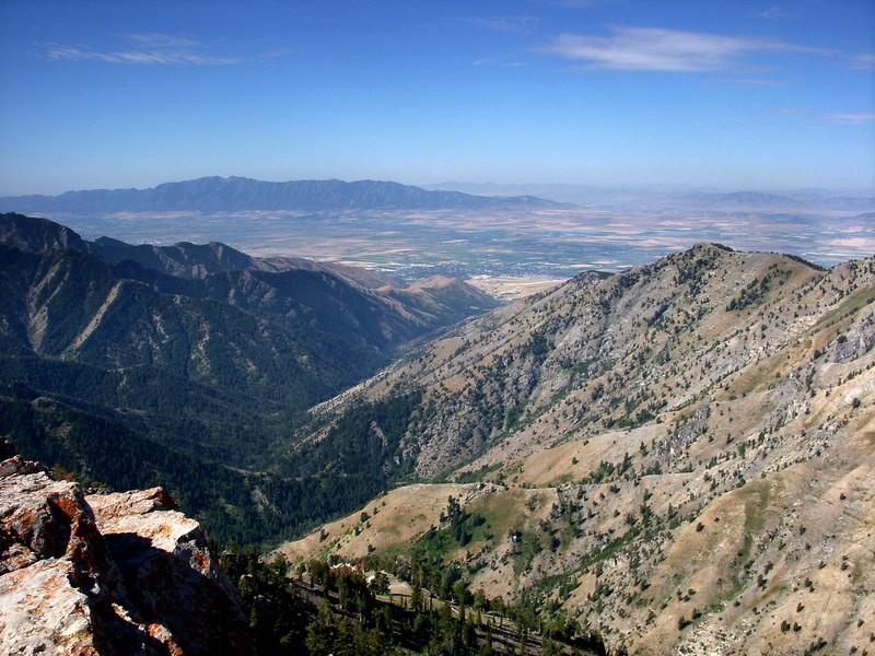 Naomi Peak Utah