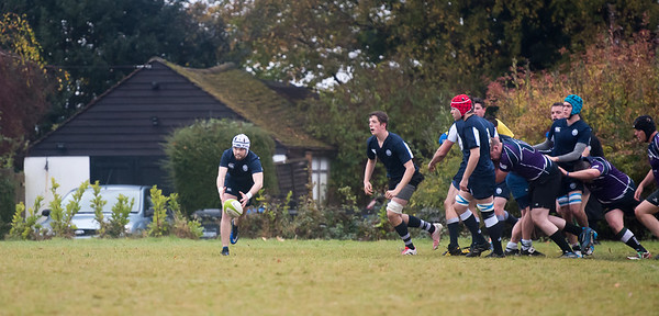 East Grinstead 2s v Heathfield 3s November 2016