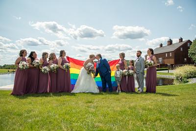 Robyn and Ashlee's Wedding