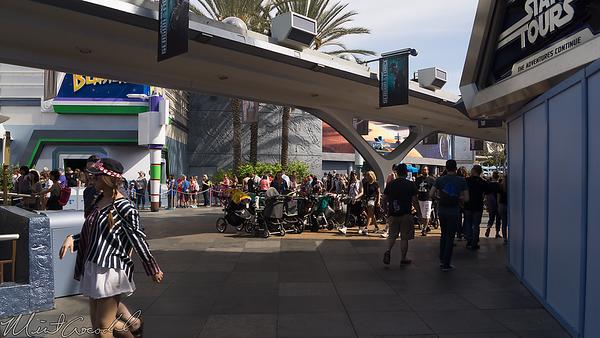 Disneyland Resort, Disneyland, Tomorrowland, Stroller