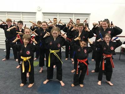 Combat Self Defence Pre Grade Belt Assessments Course September 2018