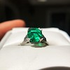 3.08ct Vintage Emerald Solitaire, by Tiffany & Co 22