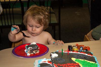 Carson 2nd Birthday
