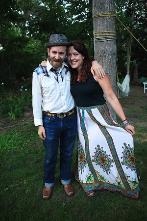 Amy Kucharik and Dan Blakeslee   6/26/15