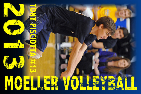 Moeller Varsity Volleyball