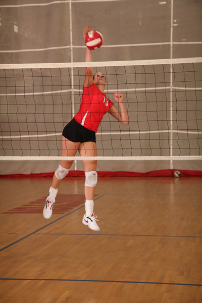 UH Volleyball 8.11.11