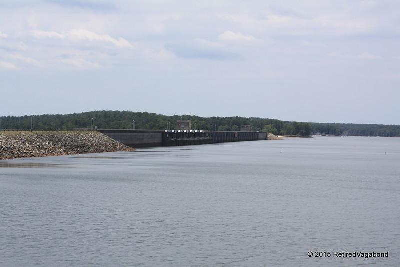 Clarks Hill Dam
