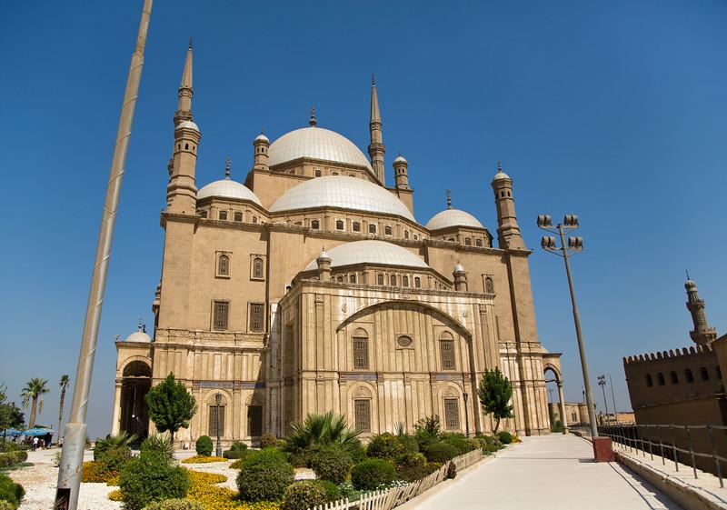 "The ""Alabaster Mosque"""