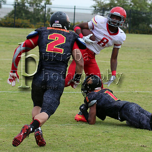 Chiefs vs. Apaches 19 July 2014