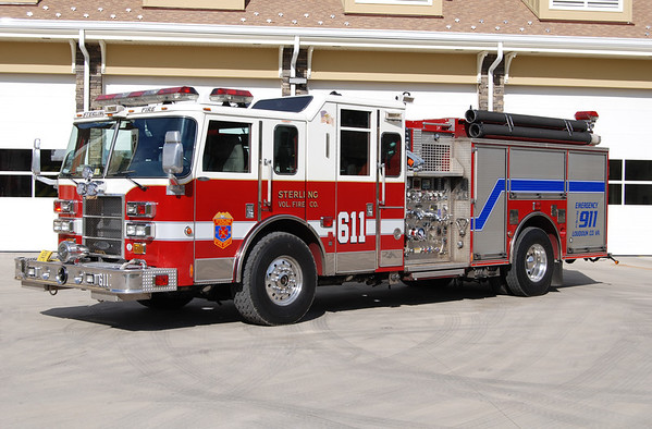 Company 11 - Sterling Fire Department (Sterling Park station)