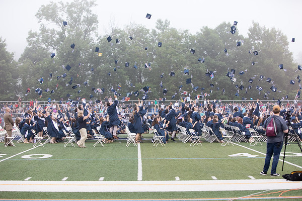 Randolph High School Graduation - 2019 Mausoof