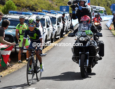 Vuelta a España - Stage 8:  Villalpando > La Camperona / Valle de Sabero, 181.5kms